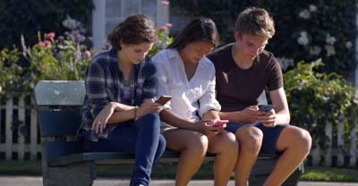 Kirk Cameron Talks Kids and Smartphones in CONNECT