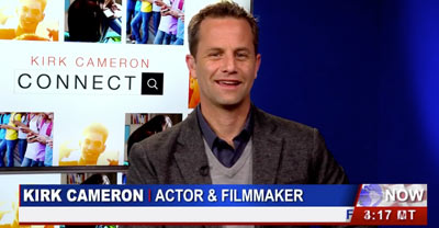 Kirk Cameron's Advice to Parents: Stay Connected With Your Kids