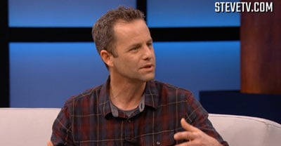 Get the scoop on 'Growing Pains' Star Kirk Cameron's new documentary, Connect