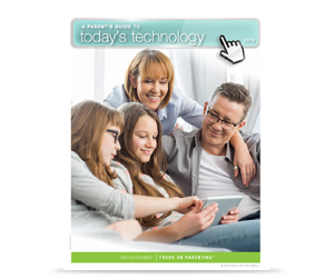 Focus On The Family's 2018 Parent's Guide to Technology